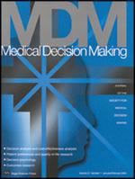 <i>Medical Decision Making</i> (journal) journal