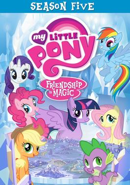 Apologise, but, my little pony friendship is magic cover