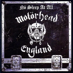 <i>Nö Sleep at All</i> live album by Motörhead