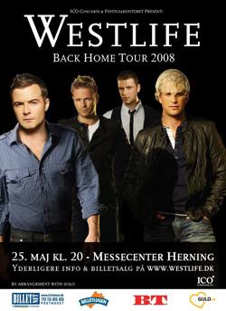 Back Home Tour - Wikipedia