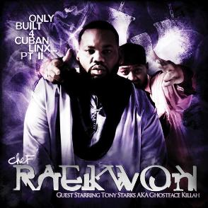 Raekwon (Wu-Tang Clan) – Only Built 4 Cuban Linx 2 (2009)