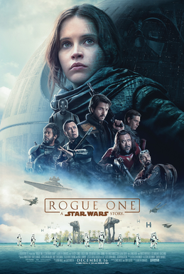 Picture of a movie: Rogue One