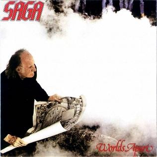 <i>Worlds Apart</i> (Saga album) 1981 studio album by Saga
