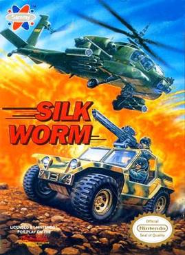 Silkworm Video Game Wikipedia