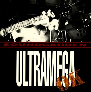 <i>Ultramega OK</i> 1988 studio album by Soundgarden