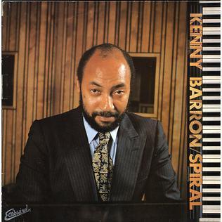 <i>Spiral</i> (Kenny Barron album) 1982 studio album by Kenny Barron