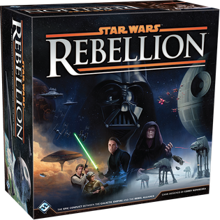 <i>Star Wars: Rebellion</i> (board game) 2016 strategy board game