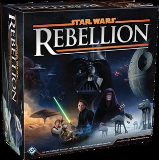 <i>Star Wars: Rebellion</i> (board game)