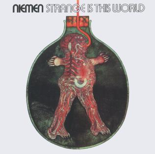<i>Strange Is This World</i> 1972 studio album by Czesław Niemen