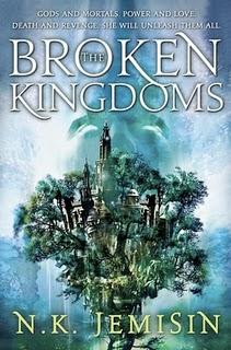 <i>The Broken Kingdoms</i> novel by N. K. Jemisin