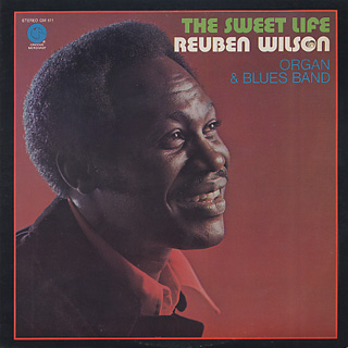 <i>The Sweet Life</i> (album) 1972 studio album by Reuben Wilson