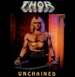 <i>Unchained</i> (EP) 1983 EP by Thor