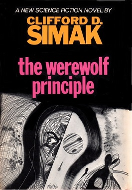 <i>The Werewolf Principle</i> book by Clifford D. Simak