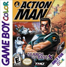 Action Man: Search for Base X