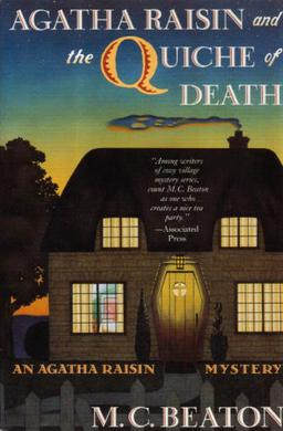 Agatha Raisin and the Quiche of Death - Wikipedia