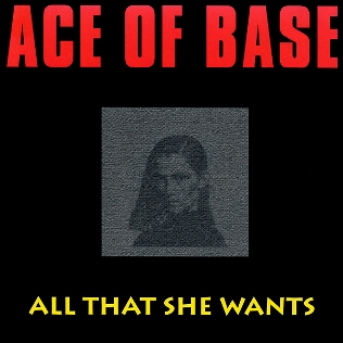 "Résultat de recherche d'images pour ""cd single ace of base all that she want france"""
