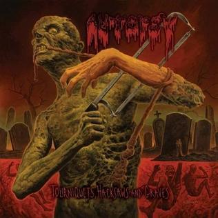 <i>Tourniquets, Hacksaws and Graves</i> 2014 studio album by Autopsy