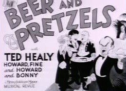 <i>Beer and Pretzels</i> 1933 film by Jack Cummings