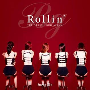 Rollin' (Brave Girls EP) - Wikipedia