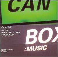 <i>Can Live Music (Live 1971–1977)</i> 1999 live album by Can