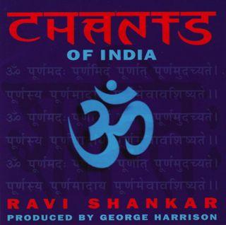 <i>Chants of India</i> 1997 studio album by Ravi Shankar