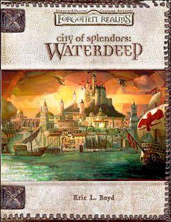 City of Splendors: Waterdeep - Wikipedia