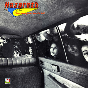 <i>Close Enough for Rock n Roll</i> 1976 studio album by Nazareth
