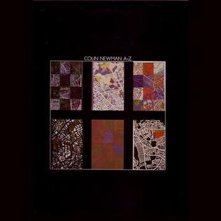<i>A–Z</i> (album) 1980 studio album by Colin Newman