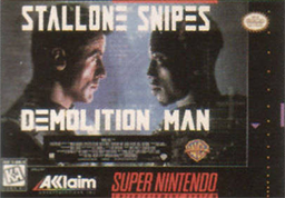 Demolition Man Video Game Wikipedia