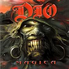 <i>Magica</i> (album) 2000 studio album by Dio