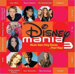 <i>Disneymania 3</i> 2005 compilation album by Various artists