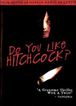 Risultati immagini per do you like hitchcock poster