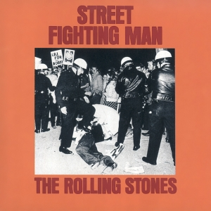 Rolling Stones Street Fighting Irons Single