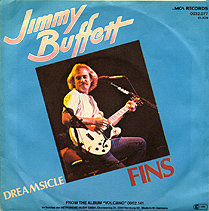 Cover image of song Fins by Jimmy Buffett