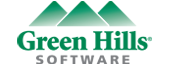 Green Hills Software logo