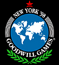 1998 Goodwill Games international sports event held in New York City, USA, in 1998