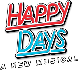 <i>Happy Days</i> (musical) musical play based on the TV sitcom