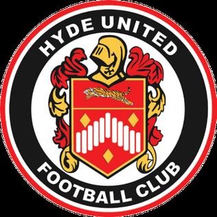 Hyde United F.C. Association football club in Hyde, England