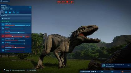 Jurassic World Evolution - Wikiwand