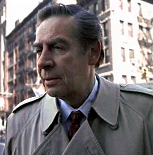 character in the TV series Law & Order