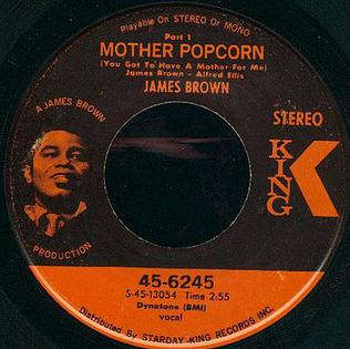 Image result for let me come in and do the popcorn part 2 james brown single images