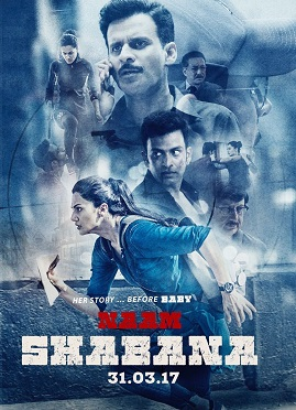 Image result for naam shabana poster