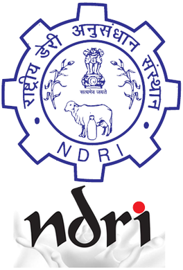 National Dairy Research Institute Logo.png