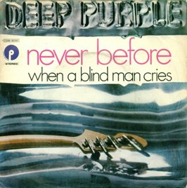 Never Before (song) 1972 single by Deep Purple