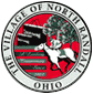Official seal of North Randall, Ohio