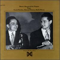 <i>Popo</i> (album) 1980 studio album by Shorty Rogers and Art Pepper