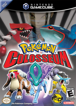 Picture of a game: Pokémon Colosseum
