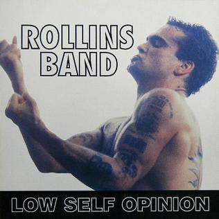 Low Self Opinion 1992 single by Rollins Band