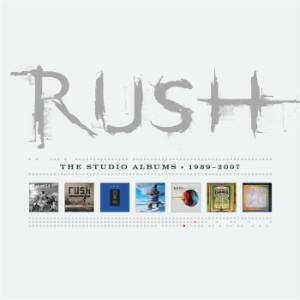 <i>The Studio Albums 1989–2007</i> 2013 box set by Rush
