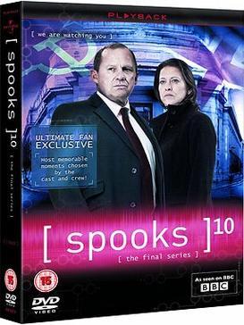 Spooks Series 10 Long Trailer - YouTube